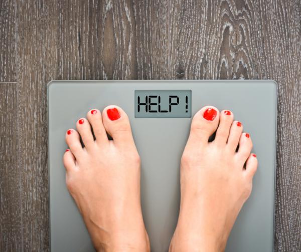 Östrogen och viktnedgång